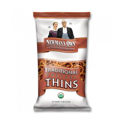 Newman's Own Organics Traditional Thin Pretzels