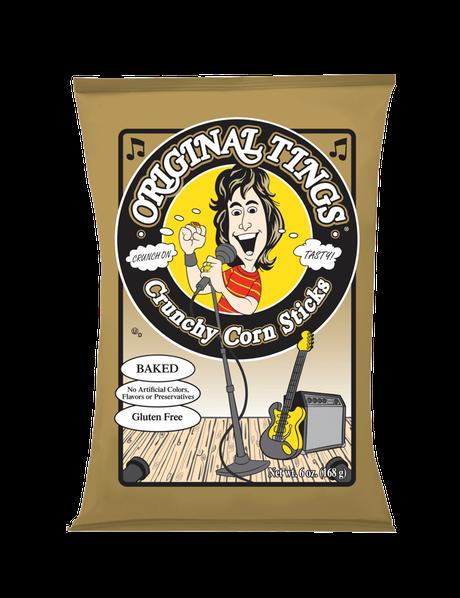 Pirate's Booty Original Tings Crunchy Corn Sticks