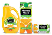 Minute Maid® Country Style Orange Juice