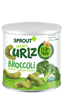 Sprout Organic Broccoli Curlz