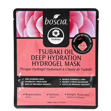 boscia Tsubaki Oil Deep Hydration Hydrogel Mask