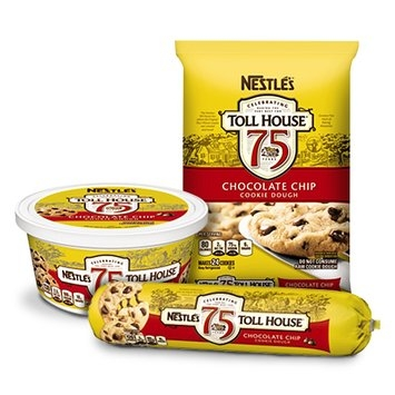 Toll House Cookie Dough Chocolate Chip