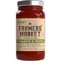 Prego® Farmers Market Tomato & Basil Sauce