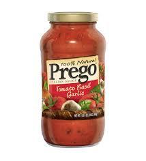 Prego® Italian Sauce Tomato Basil Garlic