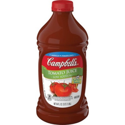 Campbell's® Low Sodium Tomato Juice