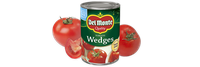 Del Monte® Tomato Wedges
