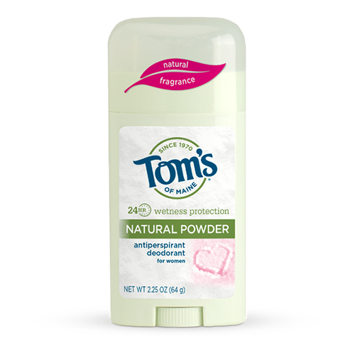 Tom's OF MAINE Natural Powder Antiperspirant