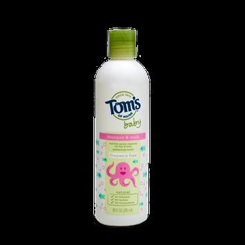 Tom's OF MAINE Fragrance Free Baby Shampoo & Wash