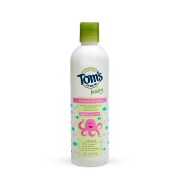 Tom's OF MAINE Lightly Scented Baby Shampoo & Wash