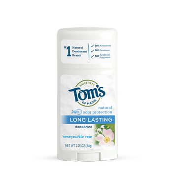 Tom's of Maine Honeysuckle Rose Long Lasting Deodorant