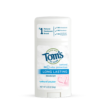 Tom's OF MAINE Natural Powder Long Lasting Deodorant