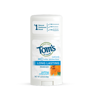 Tom's of Maine Soothing Calendula Long Lasting Deodorant