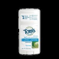 Tom's OF MAINE Tea Tree Long Lasting Deodorant