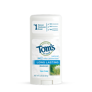 Tom's OF MAINE Tea Tree Long Lasting Deodorant