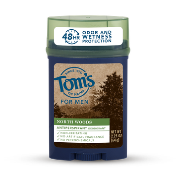 Tom's OF MAINE North Woods Men's Antiperspirant