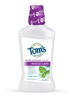 Tom's OF MAINE Fresh Mint Whole Care® Mouthwash