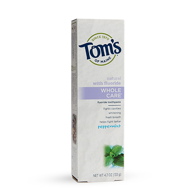 Tom's OF MAINE Peppermint Whole Care® Toothpaste