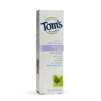 Tom's OF MAINE Spearmint Whole Care® Toothpaste Gel