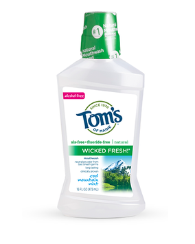 Tom's OF MAINE Cool Mountain Mint Wicked Fresh!™ Mouthwash