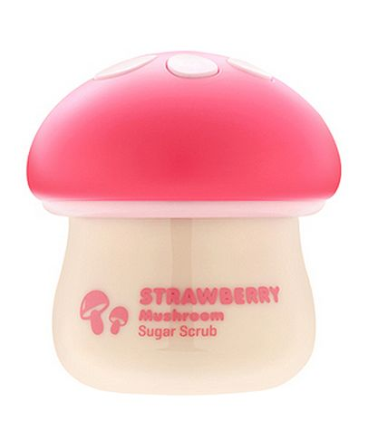 Tonymoly Strawberry Mushroom Sugar Scrub