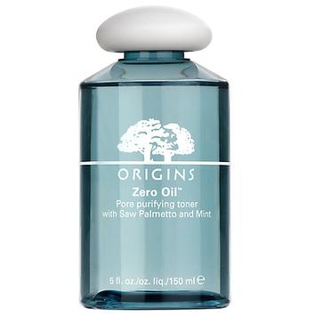 Origins Zero Oil™ Pore Purifying Toner With Saw Palmetto & Mint