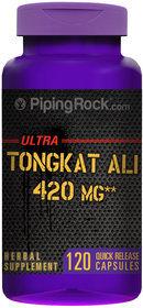 Piping Rock Tongkat Ali Long Jack 120 Capsules