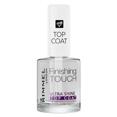 Rimmel London Finishing Touch Ultra Shine Top Coat Nail Polish