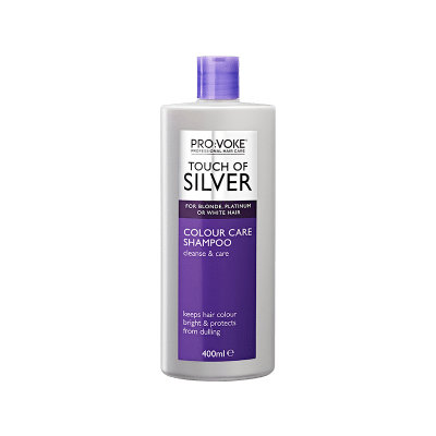 PRO:VOKE® Touch Of Silver Colour Care Shampoo