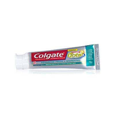 Colgate® Total® ADVANCED FRESH + WHITENING Gel Toothpaste