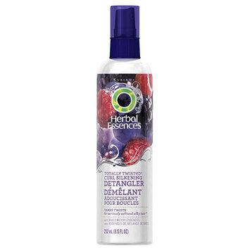 Herbal Essences Totally Twisted Curl Silkening Detangler