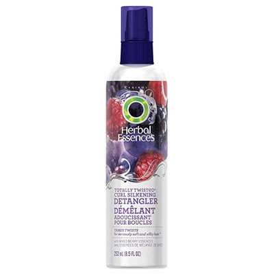 Herbal Essences Totally Twisted Curl Silkening Detangler