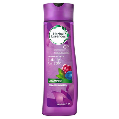 Herbal Essences Totally Twisted Curly Hair Shampoo