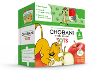 ChobaniTOTS® Apple Whole Milk Yogurt Pouches