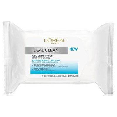 L'Oréal Paris Ideal Clean™ All Skin Types Makeup Removing Towelettes