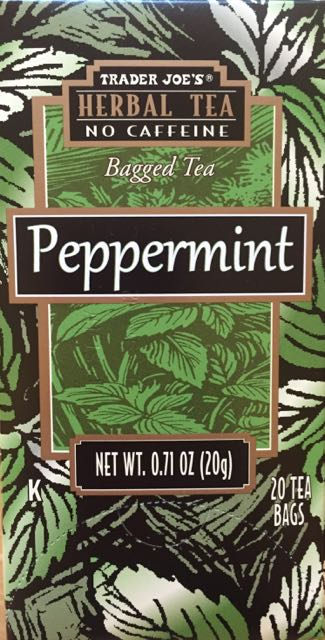 Trader Joe's Peppermint Tea