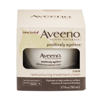 Aveeno® Active Naturals Positively Ageless Restructuring Treatment Cream