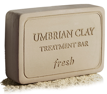 fresh Umbrian Clay Purifying Treatment Bar