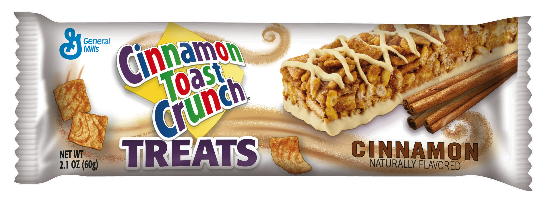 Cinnamon Toast Crunch Cinnamon Treat Bars