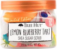 Tree Hut Lemon Blueberry Tart Sugar Scrub