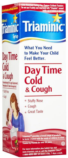 Triaminic Day Time Cold Cough Reviews 2019