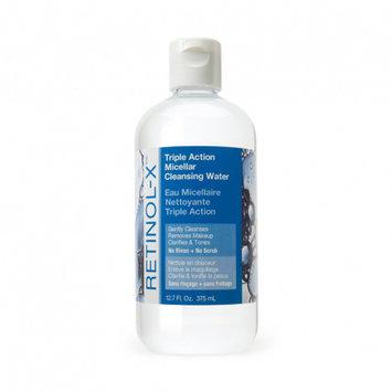 RETINOL-X Triple Action Micellar Cleansing Water