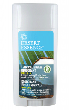 Desert Essence Tropical Breeze Deodorant