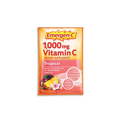 Emergen-C 1,000 mg Vitamin C Tropical