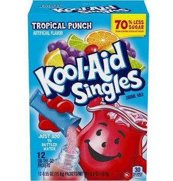 Kool-Aid Singles Tropical Punch Soft Drink Mix