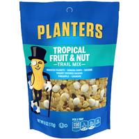 Planters Tropical Trail Mix Fruit & Nut Bag