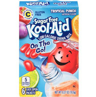 Kool-Aid On-The-Go Sugar Free Tropical Punch Drink Mix