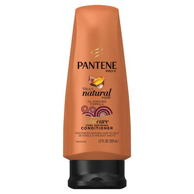Pantene Pro-V Truly Natural Hair Curl Defining Conditioner