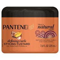Pantene Pro-V Truly Natural Hair Defining Curls Custard