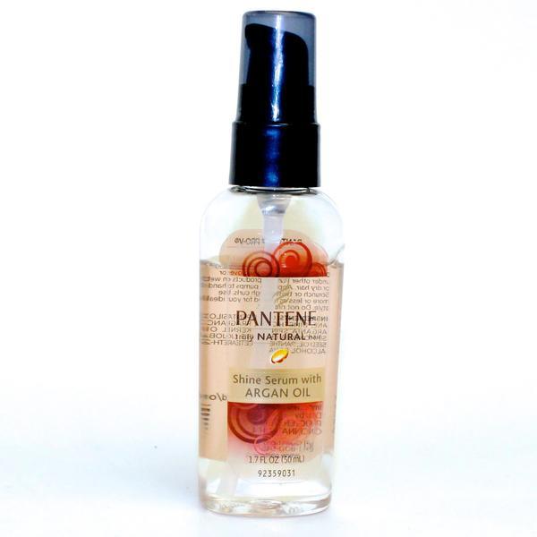Pantene Pro-V Truly Natural Shine Serum + Argan Oil