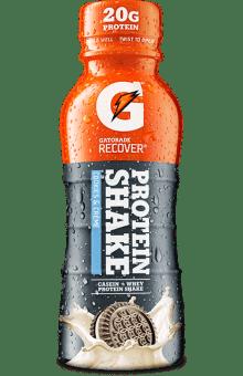 Gatorade® Recover® Protein Shake Cookies & Creme